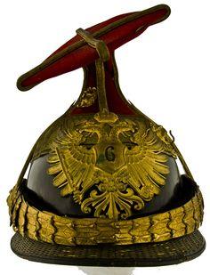 Austria: Officer's czapka of the 6th Uhlan Regiment