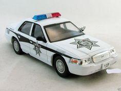 DeAgostini 1:43 Ford Crown Victoria police Mexico model #Deagostini #FordCrown