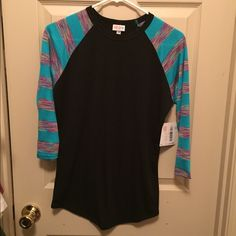 BRAND NEW with tags XS LulaRoe Randy Brand new with tags LLR Randy. Never worn. LuLaRoe Tops Tees - Long Sleeve