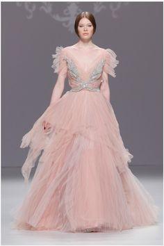 Un vestido de ensueño de la colección de marcoymaria.com