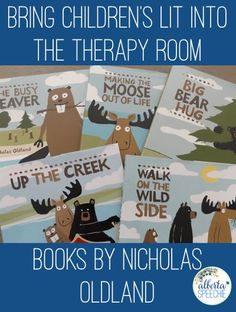 Nicholas Oldland has a group of stories that are great for using in social groups.