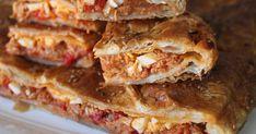 empanada de hojaldre con atun, empanadas, hojaldre, atún, hojaldre con atún, Julia y sus recetas