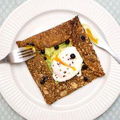Glutenfria havrepannkakor Avocado Toast, Brunch, Bread, Breakfast, Visa, Soups, Dinners, Food, Facebook