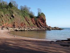 Watcombe Beach | Devon | UK Beach Guide