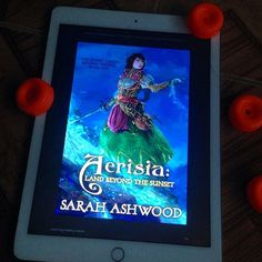 Recently finished reading the magical Aerisia: Land Beyond the Sunset by Sarah Ashwood @runnerwritermom #fantasy #artan #prophecy #4stars review on my blog. Link on my bio