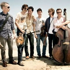 Old Crow Medicine Show, seriously mind blowing live