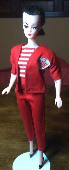 Vintage Hong Kong Lilli Dressed in Original Fashion Barbie's Clone | eBay