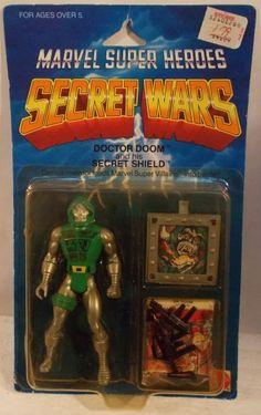 Marvel Secret Wars - Dr. Doom (MOC)