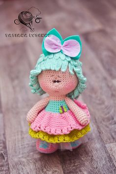 Dolly in the skirt crochet pattern by magicfilament on Etsy https://www.etsy.com/listing/271298689/dolly-in-the-skirt-crochet-pattern