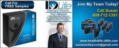 So Excited! My Business Partner in #IDLIFE #TroyAikman