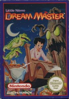Little Nemo Dream Master Nes   for the latest computer games at great prices http://multicitygames.com