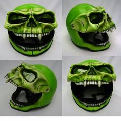 This is a helmet!