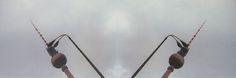 Stefano Cagol, Atompil, 2000, Fotografia digitale applicata su alluminio, 60 x 180