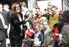 Crown Princess Mary opens international Child in the City conference in Odense