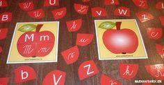 Naučte sa a zopakujte si písmenká pomocou jednoduchej zábavnej hry a učebnej pomôcky.