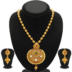 Astonish Gold Plated Kundan Necklace Set For Women Indian jewellery designs jewellery designs sketches jewellery designs ideas contemporary jewellery designs handmade jewellery designs diamond jewellery designs silver jewellery designs Gold Jewellery Design, Diamond Jewellery, Silver Jewellery, Handmade Jewelry Designs, Handmade Jewellery, Unique Jewelry, Bollywood Jewelry, India Jewelry, Rose Gold Jewelry