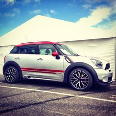 Mini JCW Cooper S Countryman All4
