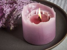 Spiral candles are a unique twist on typical scented candles. Unique Candles, Best Candles, Pillar Candles, Scandinavian Candles, Creation Bougie, Lilac Bushes, Clean Fragrance, Burning Candle, Wax Melts