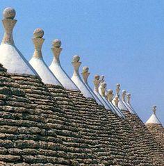 #Trulli di #Alberobello L'obiettivo di #deROC è quello di costruire case che durino nel tempo.