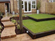 railway-ties-to-edge-your-garden