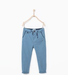 ZARA - KIDS - Chino style trousers