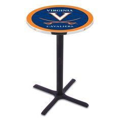 University of Virginia X-Base Bar Table