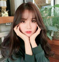 Ulzzang Icons 얼짱 - {girls} - Page 2 - Wattpad Korean Bangs Hairstyle, Korean Haircut, Hairstyles With Bangs, Girl Hairstyles, Ulzzang Hairstyle, Korean Hairstyles, Japanese Hairstyles, Girl Haircuts, Hairstyle Ideas