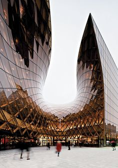 Emporia Shopping Center | Herzog & de Meuron | Malmo, Sweden