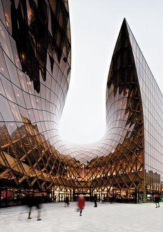 Emporia Shopping Center | Herzog & de Meuron | Malmo, Sweden Mimari http://turkrazzi.com/ppost/121667627414501810/