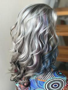 Matrix hair Matrix color Brno #matrixcolor #matrixcz Matrix Hair, Matrix Color, Dreadlocks, Hair Styles, Beauty, Hair Plait Styles, Hair Makeup, Hairdos, Haircut Styles