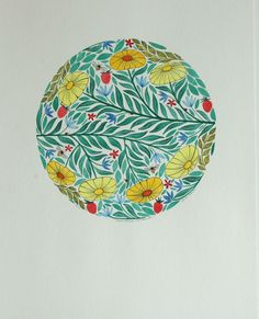 Parnell Gallery artist Annie Smits Sandano Strawberries and Daises http://www.parnellgallery.co.nz/artworks/artist-annie-smits-sandano/strawberries-and-daisies/