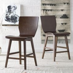 """Found it at AllModern - Anders 25"""" Counter Stool"""