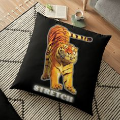 Floor Pillows, Throw Pillows, Pillow Covers, My Arts, Exercise, Flooring, Art Prints, Printed, Awesome