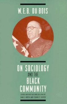 How many books did W.B.Du Bois write about himself?
