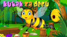 Pčelice (bzz bzz) / The Bees (buzz buzz) - 2016 Tweety, Pikachu, Disney Characters, Fictional Characters, Dogs, Youtube, Art, Art Background, Pet Dogs
