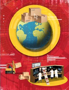 Client: London Business School Magazine (issue#2 2017)  Title: Optimizing Inventory can save companies millions of dollars
