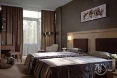 стандарт-твин / Интерьер номеров гостиницы «Овис» / Ovis Hotel, гостиница
