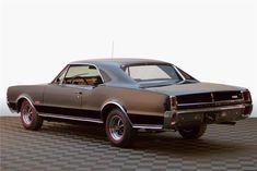 1967 OLDSMOBILE 442 - Barrett-Jackson Auction Company - World's Greatest Collector Car Auctions