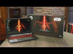 HP's Star Wars laptop takes you to the Dark Side, for less.