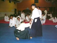 Murase Kaoru, Sensei 5th Dan