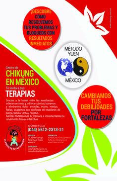 En Chikung en México ponemos a tu alcance un mundo de posibilidades para desarrollar tu salud. Conoce más de nuestras terapias y cursos, ¡participa!