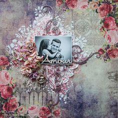 Image par image: Amour (Shimmerz Paints)