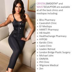 A few of the best clinics and medispas that stock our CRYSTALSMOOTH® range and WAISTSCULPTOR.  See which one is near you and start your treatment today. #madebyMACOM #CRYSTALSMOOTH #WAISTSCULPTOR #treatyoself #treatment #anticellulite #leggings #sleepwear #waistsculpting #aesthetics #clinics #medispas #bestforyou