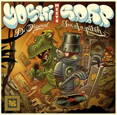 Stream YOSHI meets S.P - a playlist by Yoshi Di Original from desktop or your mobile device Cd Cover, Album Covers, Yoshi, Rap, Hip Hop, Music Albums, Reggae, Pitch, Sons