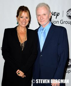 General Hospital Stars and Soap Grads Party at 2012 Disney/ABC Summer TCA Party~Alexis & Luke