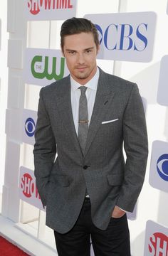 "Jay Ryan. Vincent in the CW show ""Beauty and the Beast."" This photo does not even do him justice."