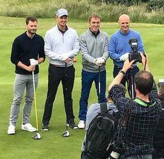 いいね!57件、コメント1件 ― Portal Jamie Dornan BRさん(@portaljamiedornanbr)のInstagramアカウント: 「Mais uma foto do time de golfe #DDFIrishOpen」