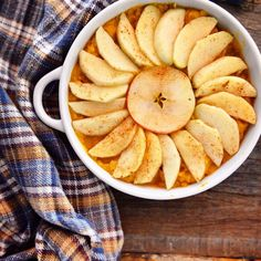 Fall Fuel: Healthy Spiced Sweet Potatoes and Apples – FitBump