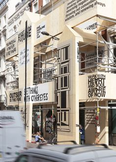 West Architecture · Dover Street Market - The Next 10 Years · Divisare
