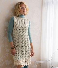 Layered Lace Dress free pattern